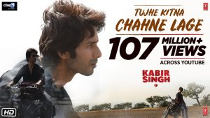 Read more about the article Tujhe Kitna Chahne Lage Lyrics – Kabir Singh (2019)
