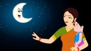 Read more about the article Chanda Mama Door Ke Lyrics – Asha Bhonsle