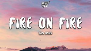 Read more about the article Fire on Fire Lyrics in Hindi/English
