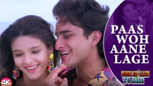 Read more about the article Paas Woh Aane Lage Song Lyrics in Hindi   English   Kumar S & Alka Y