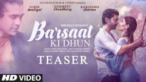 Read more about the article सुन बरसात की धुन || Jubin Nautiyal Barsaat Ki Dhun Lyrics in Hindi/English ||