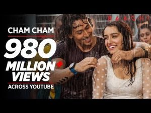 Read more about the article Cham Cham Lyrics In Hindi And English – छम छम   Monali Thakur