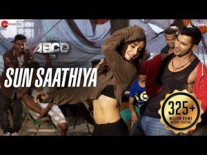 Read more about the article Sun Saathiya Lyrics In Hindi And English – सुन साथिया | Priya Saraiya & Divya Kumar | Disney's ABCD 2