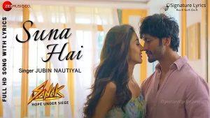 Read more about the article Suna Hai Lyrics – Jubin Nautiyal | Shreya Ghoshal