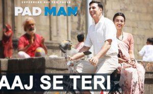 Read more about the article Aaj Se Teri Lyrics From Padman [English Translation]