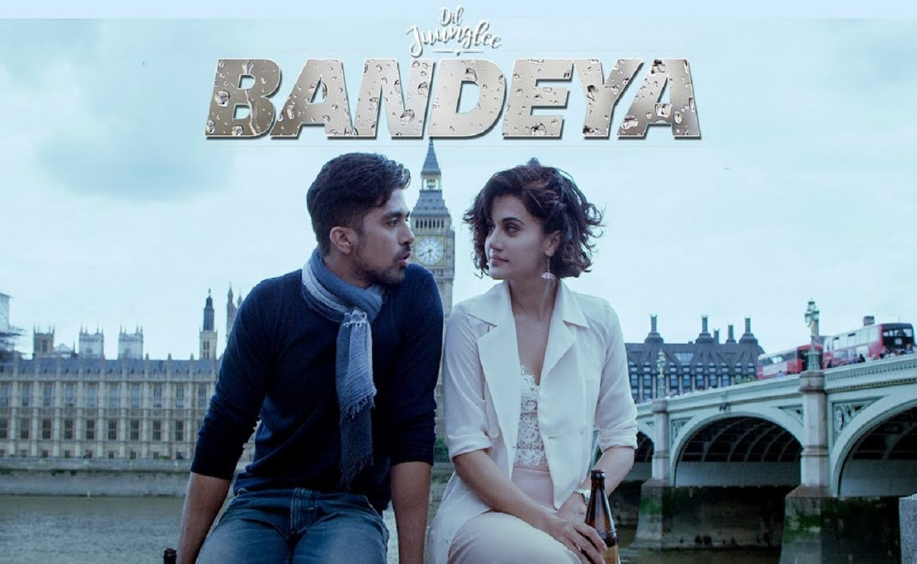 You are currently viewing Bandeya Lyrics From Dil Juunglee [English Translation]
