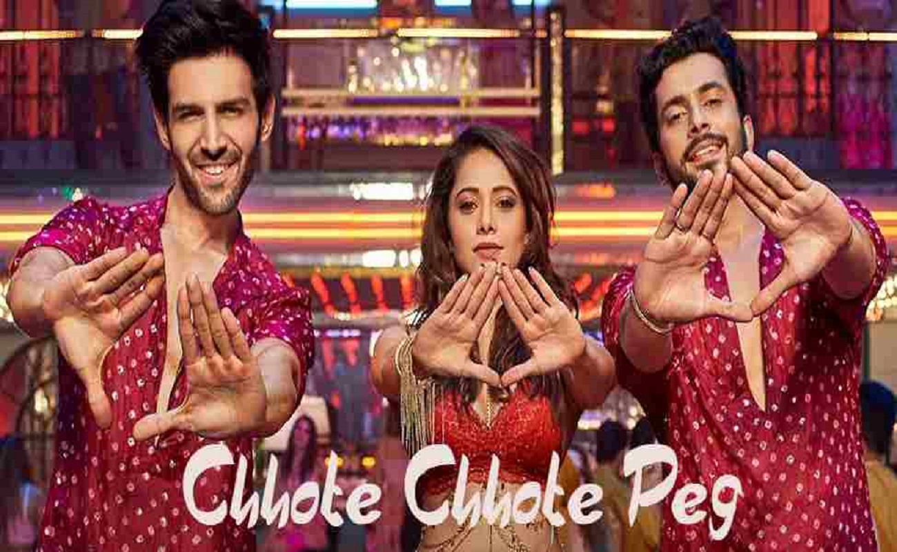 You are currently viewing Chhote Chhote Peg Lyrics [English Translation]