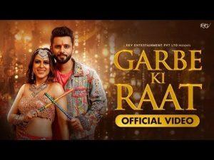 Read more about the article Garbe Ki Raat Lyrics In Hindi And English – गरबे की रात   Rahul Vaidya & Bhoomi Trivedi