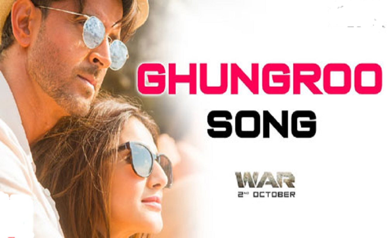You are currently viewing Ghungroo lyrics From War [English Translation]