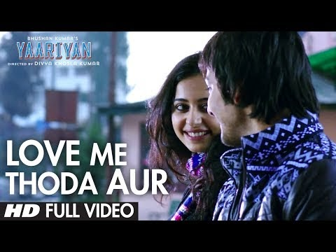 You are currently viewing Love Me Thoda Aur Lyrics In Hindi And English – लव मी थोड़ा और   Arijit Singh