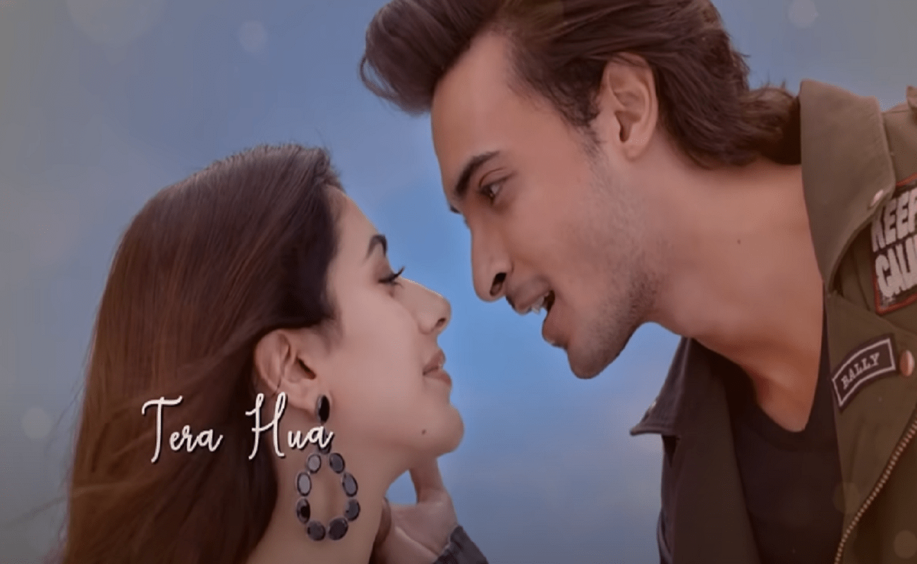 You are currently viewing Tera Hua Lyrics From Loveyatri [English Translation]