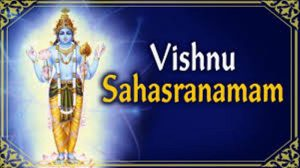 Read more about the article Vishnu Sahasranamam Bhajan Lyrics in Hindi